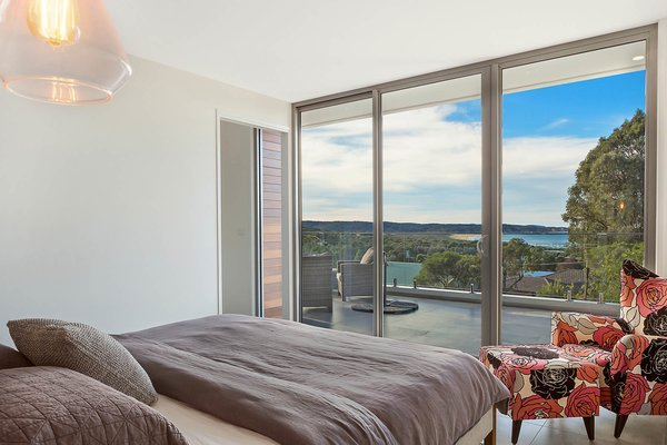 Master Bedroom Photo 19 of The Tathra Residence modern home