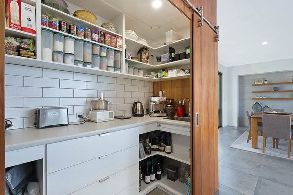 Pantry Photo 20 of The Tathra Residence modern home
