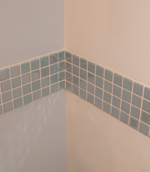 Photo 10 of Glow In The Dark Glass Tile Bathroom modern home