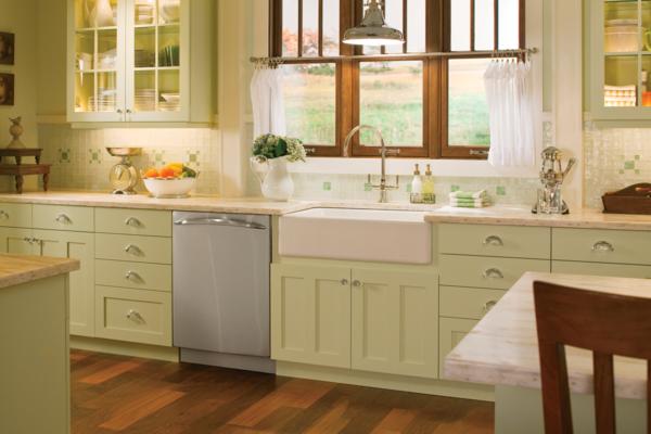 Photo  of GE Bottle Glass Kitchen modern home