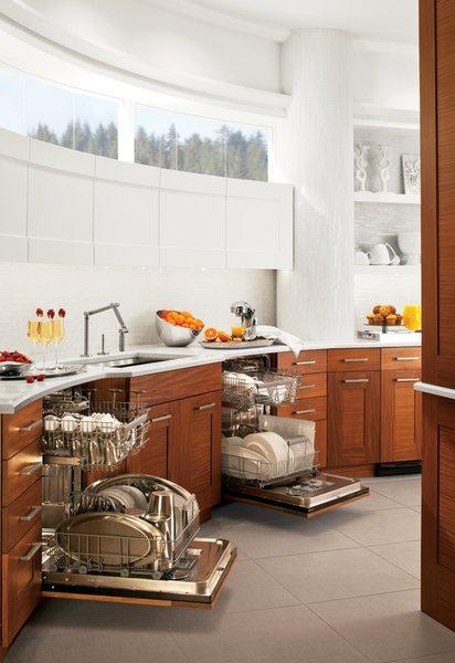 Photo 4 of GE White Kitchen modern home