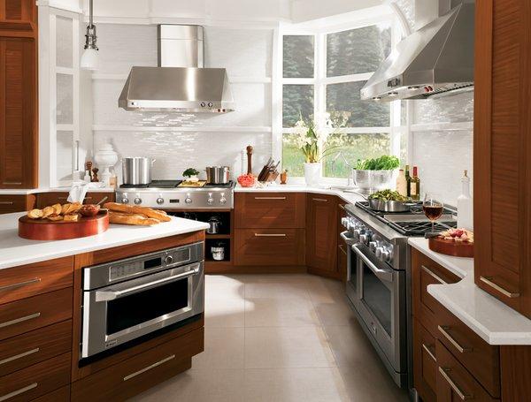 Photo 7 of GE White Kitchen modern home