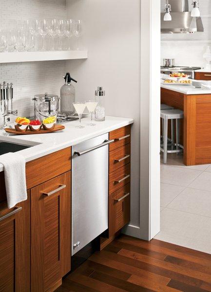 Photo 9 of GE White Kitchen modern home
