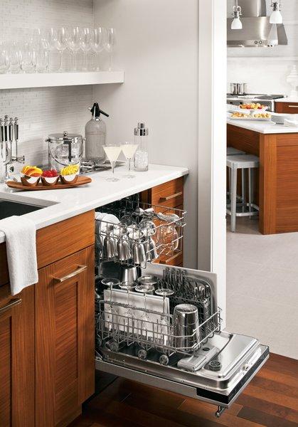 Photo 10 of GE White Kitchen modern home