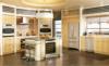 Photo 5 of GE Gradient Glass Tile Kitchen Backsplash modern home