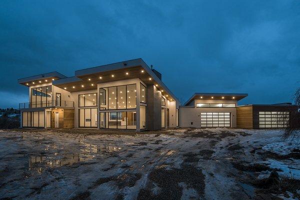 Photo 2 of Hidden Ridge Lane modern home