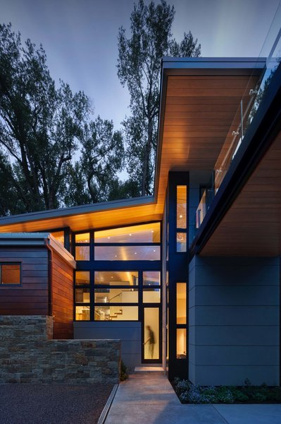 Photo  of Woody Creek Residence modern home