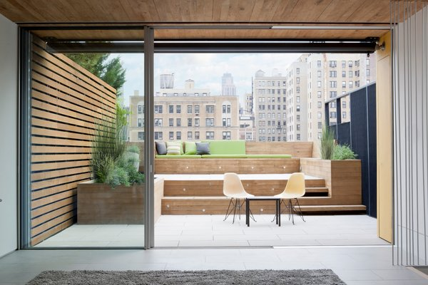 Photo 3 of Upper West Side Triplex and Rooftop Addition modern home