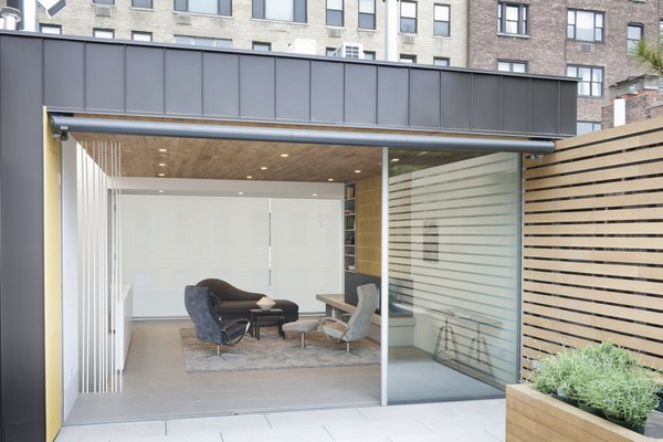 Photo 4 of Upper West Side Triplex and Rooftop Addition modern home