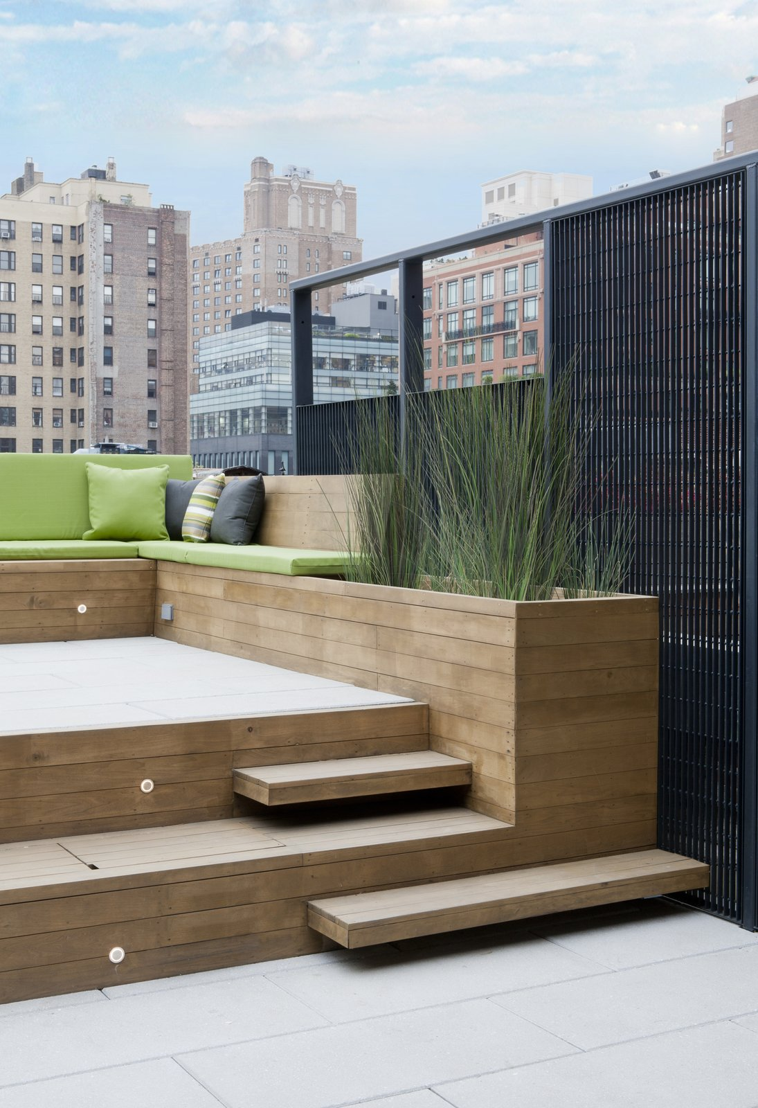 Upper West Side Triplex and Rooftop Addition by Shakespeare Gordon Vlado Architects