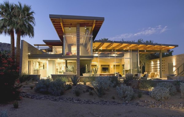 South Elevation Photo 5 of Paradise Valley Residence modern home