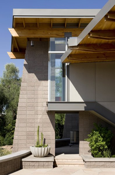 Stair Detail Photo 11 of Paradise Valley Residence modern home