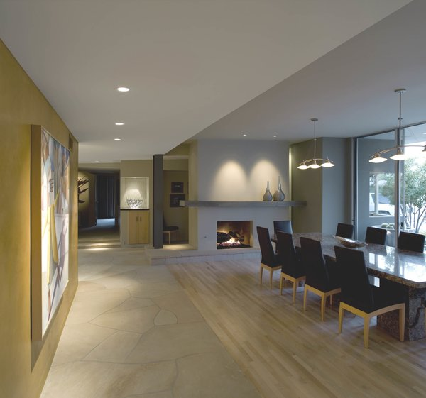 Dining room Photo 15 of Paradise Valley Residence modern home
