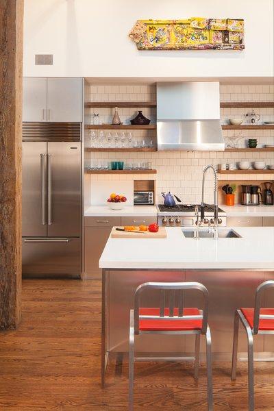 Photo 4 of The Guttman Loft modern home