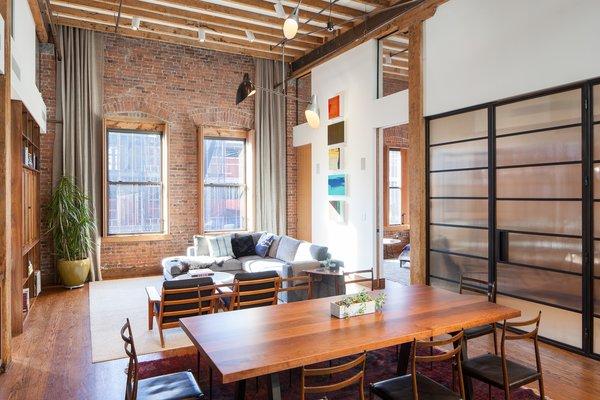 Photo  of The Guttman Loft modern home
