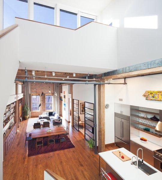 Photo 2 of The Guttman Loft modern home