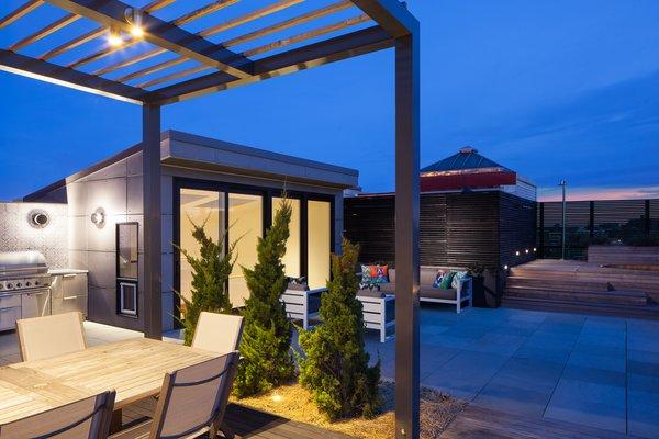 Photo 7 of The Guttman Loft modern home