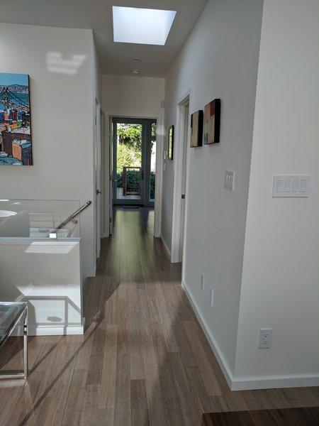 Modern home with hallway. Photo 5 of Glen Park