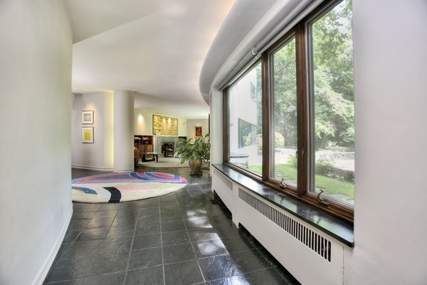 Toward Living Room From dining room Photo 3 of International Style Home modern home