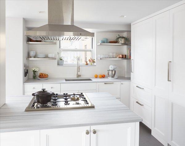 Kitchen Photo  of Duplex Penthouse modern home