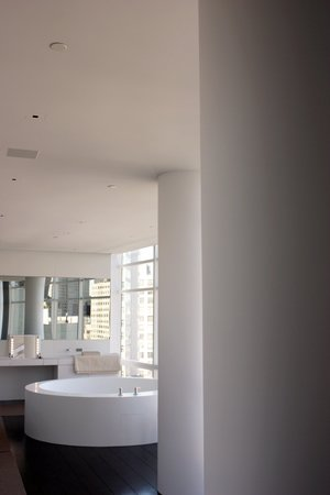 Modern home with bath room. Photo 7 of Downtown Penthouse