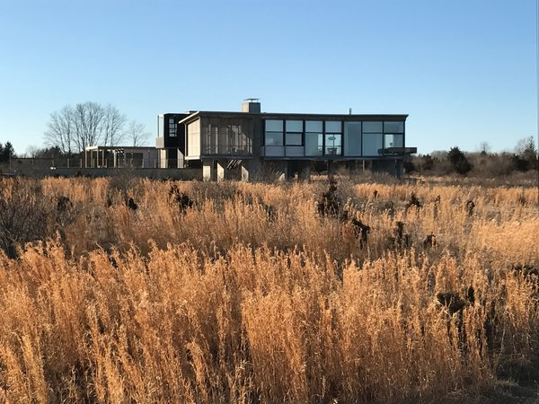 View From The Wetlands Photo 3 of Orient House V modern home