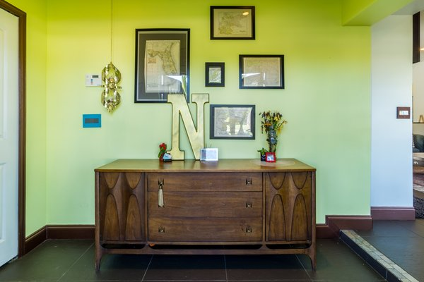 Mid Century Modern Entryway Photo 3 of Beachside Bungalow modern home