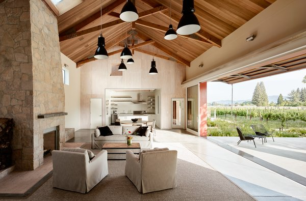 Photo 4 of Napa Barn modern home