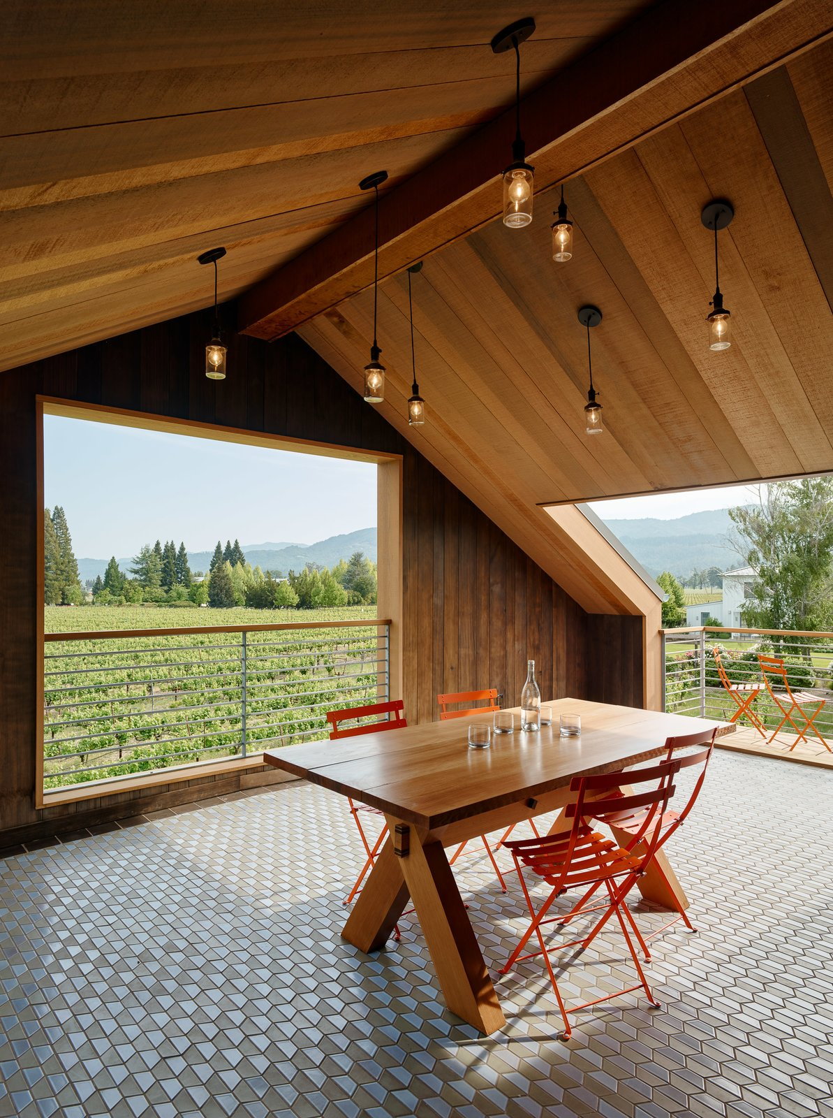 Napa Barn by anderson architects