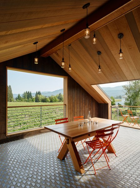 Photo 6 of Napa Barn modern home