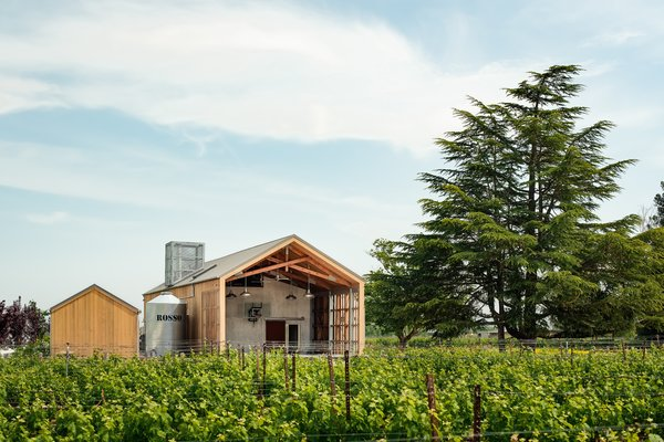 Photo 8 of Napa Barn modern home