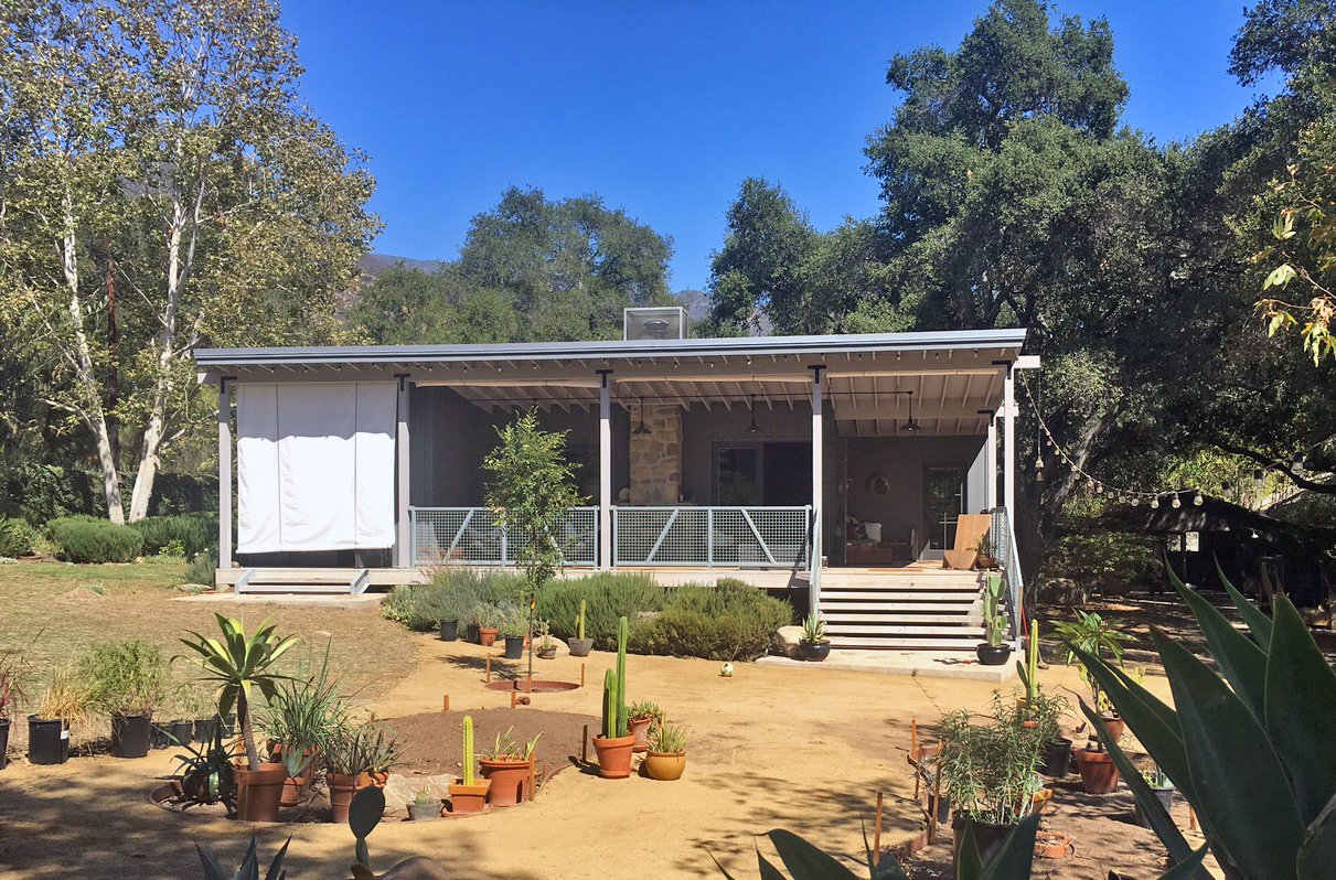 Ojai Shack by anderson architects
