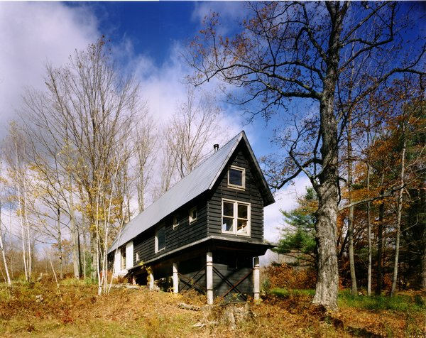 Photo  of Vermont Shack modern home
