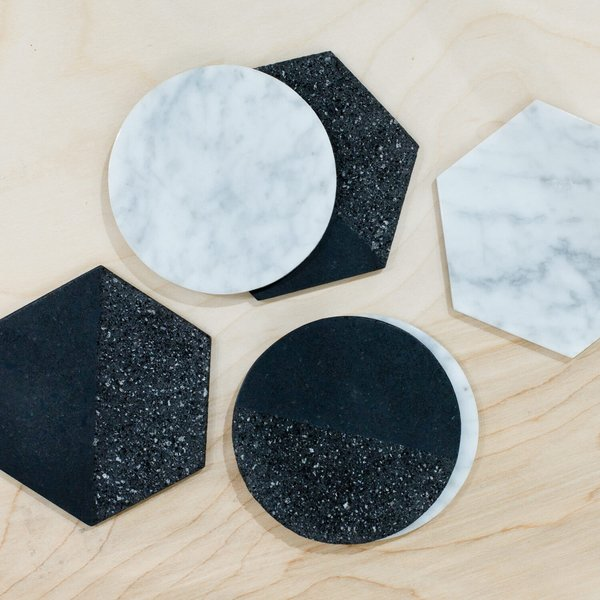 La Piedra Coasters by The Citizenry