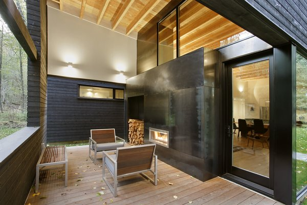 Photo 6 of Courtyard House on a River modern home