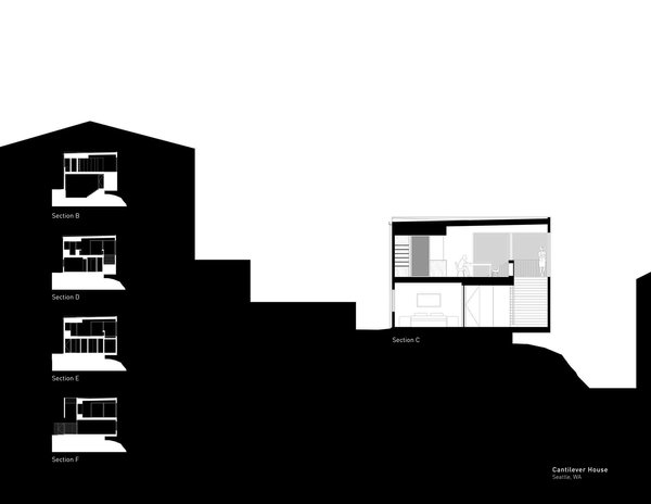 Photo 13 of Cantilever House modern home