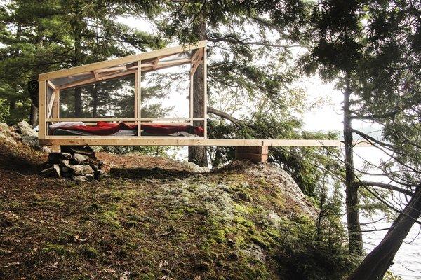 Dream/Dive Platform Encourages Playful Summer Living - Photo 1 of 5 -