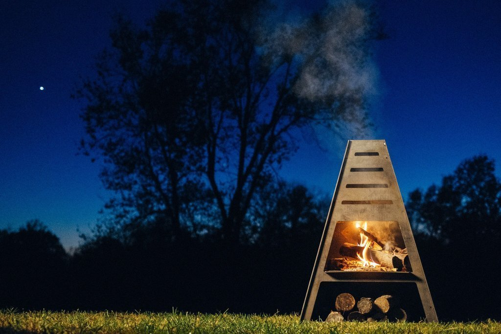 Tagged: Outdoor.  Photo 2 of 8 in Gather Around These 7 Modern Fire Pit Designs