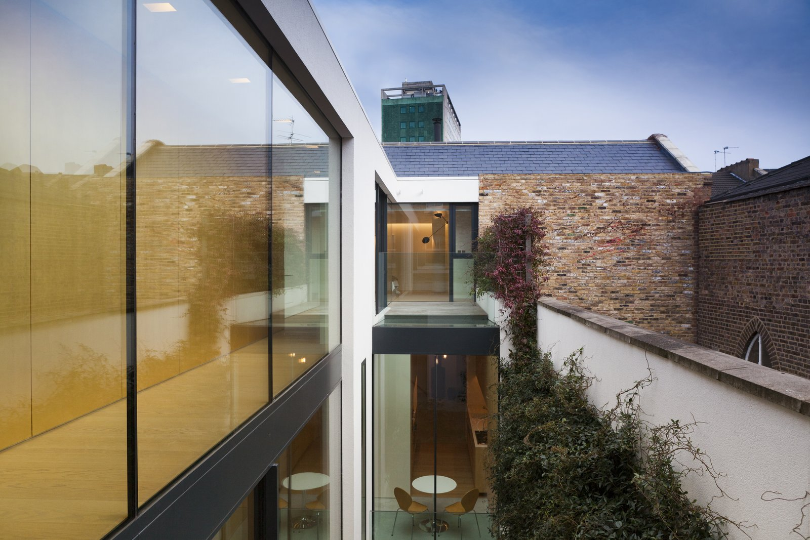Tagged: Windows and Metal.  Photo 1 of 12 in A Stunning Townhouse For Sale in a Historic London Neighborhood