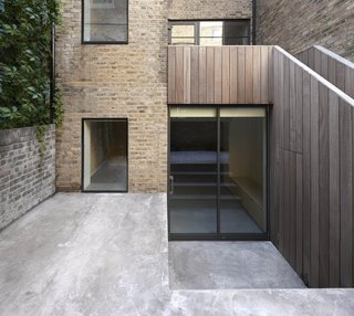 A Once-Derelict London House Restored With Modern Elegance - Photo 1 of 10 -