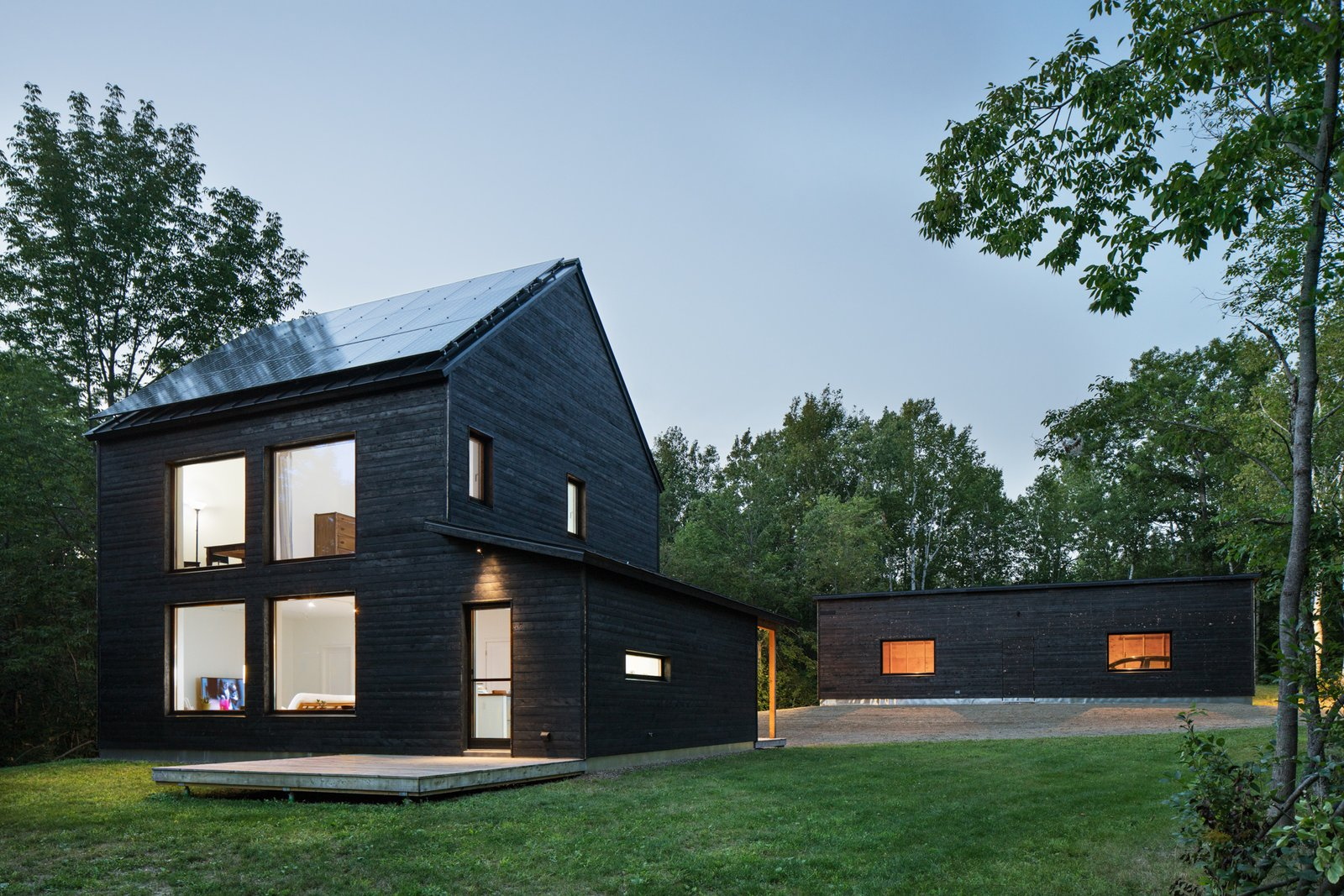 GO Home Takes the Passive House Approach to Prefab - Photo 4 of 10