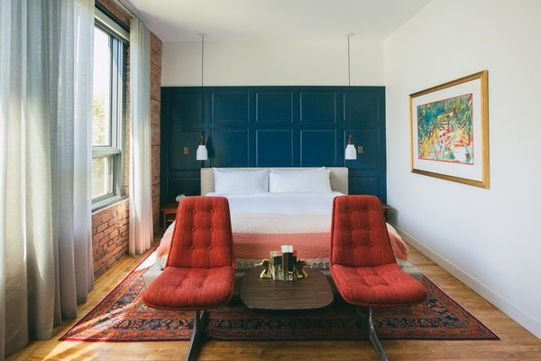 A New Chicago Bed-and-Breakfast Occupies a Former Publishing House
