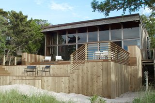 A Respectfully Renovated Horace Gifford Beach House on Fire Island Asks $1.8M