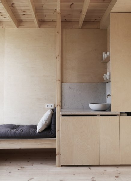 Unwind in a Simple Swedish Cabin With a Meditative Lookout on the Roof - Photo 5 of 7 -