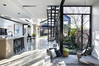 A Progressive Melbourne Development Company Helps Facilitate an Exquisite Home Renovation - Photo 6 of 12 -