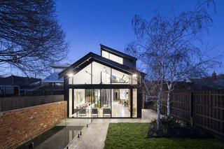 A Progressive Melbourne Development Company Helps Facilitate an Exquisite Home Renovation - Photo 1 of 12 -