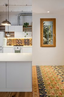 A Dramatic Apartment Renovation in Barcelona Features Salvaged Tile and Brick - Photo 8 of 13 -