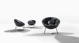 Modern Master Lina Bo Bardi's Bowl Chair Makes a Comeback - Photo 2 of 10 -