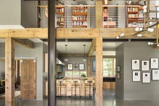 A Maine Farmhouse Built With Salvaged Materials - Photo 3 of 10 -