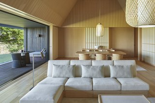 A Sleek Resort in a Japanese National Park Reinterprets Tradition - Photo 2 of 9 -